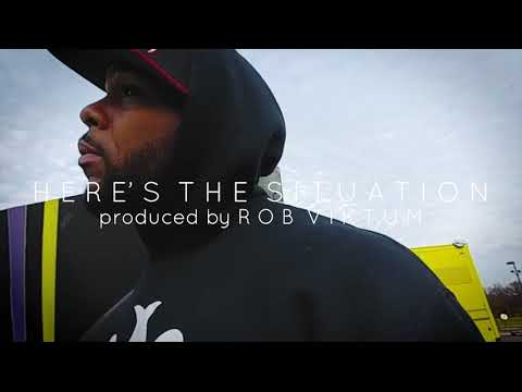 Lawrence Arnell - Here's The Situation prod by Rob Viktum
