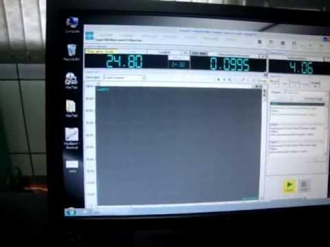 MODELO PH -  Maquina de Ensaios Universal de tração e compressão
