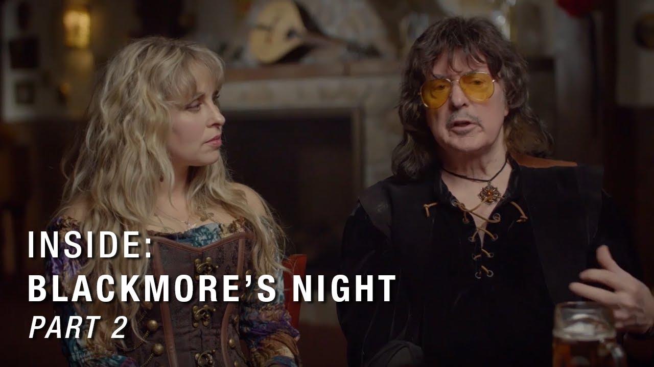 "Inside Blackmore's Night - Part 2 - ""Quarantine & Tour Life"""