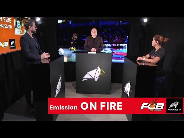 ON FIRE, l'émission