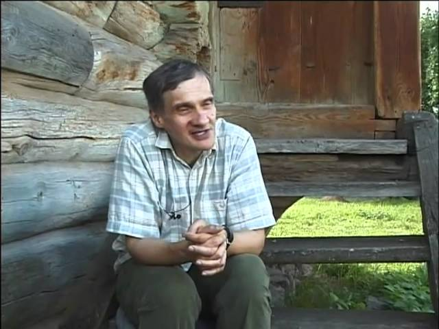 """""""Юрий Арабов. Механика судьбы"""", 2007 г."""