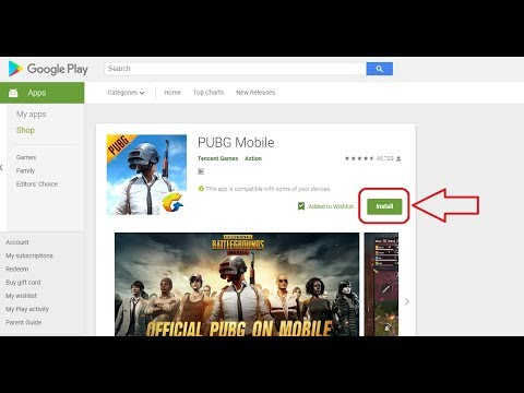 [Official] PUBG MOBILE [ENGLISH] - Tested & Played | Google Play Store Link