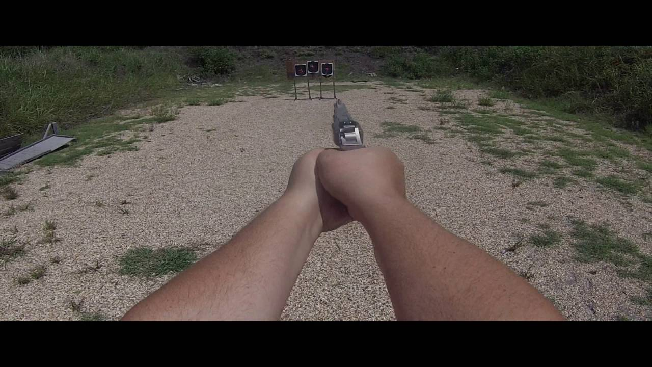 Chiappa Accuracy Test Aug 2016