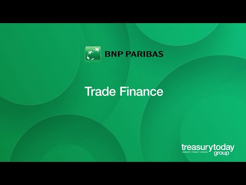 BNP Paribas: Trade Finance