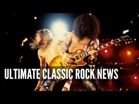 Report: Axl and Slash to Reunite for Guns N' Roses Tour