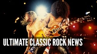 report axl and slash to reunite for guns n roses tour
