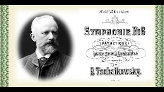 Tchaikovsky - Symphony No - 6 In B Minor
