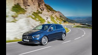 Mercedes-Benz B klasa - Prvi dojmovi s domaće premijere u Mimari