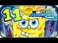 SpongeBob Atlantis SquarePantis Walkthrough Part 11 (PS2, Wii) ☼ Level 11 ☼