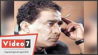 """عادل أديب: """"أحمد زكى كان بيستحمى بالشامبانيا وبيشرب قصب من رمسيس"""""""