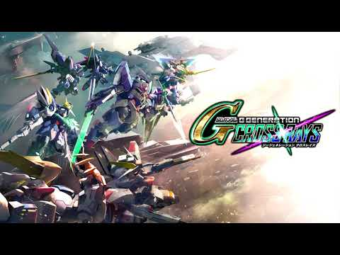 SD Gundam G Generation Cross Rays OST: Silver Crown Theme Extended