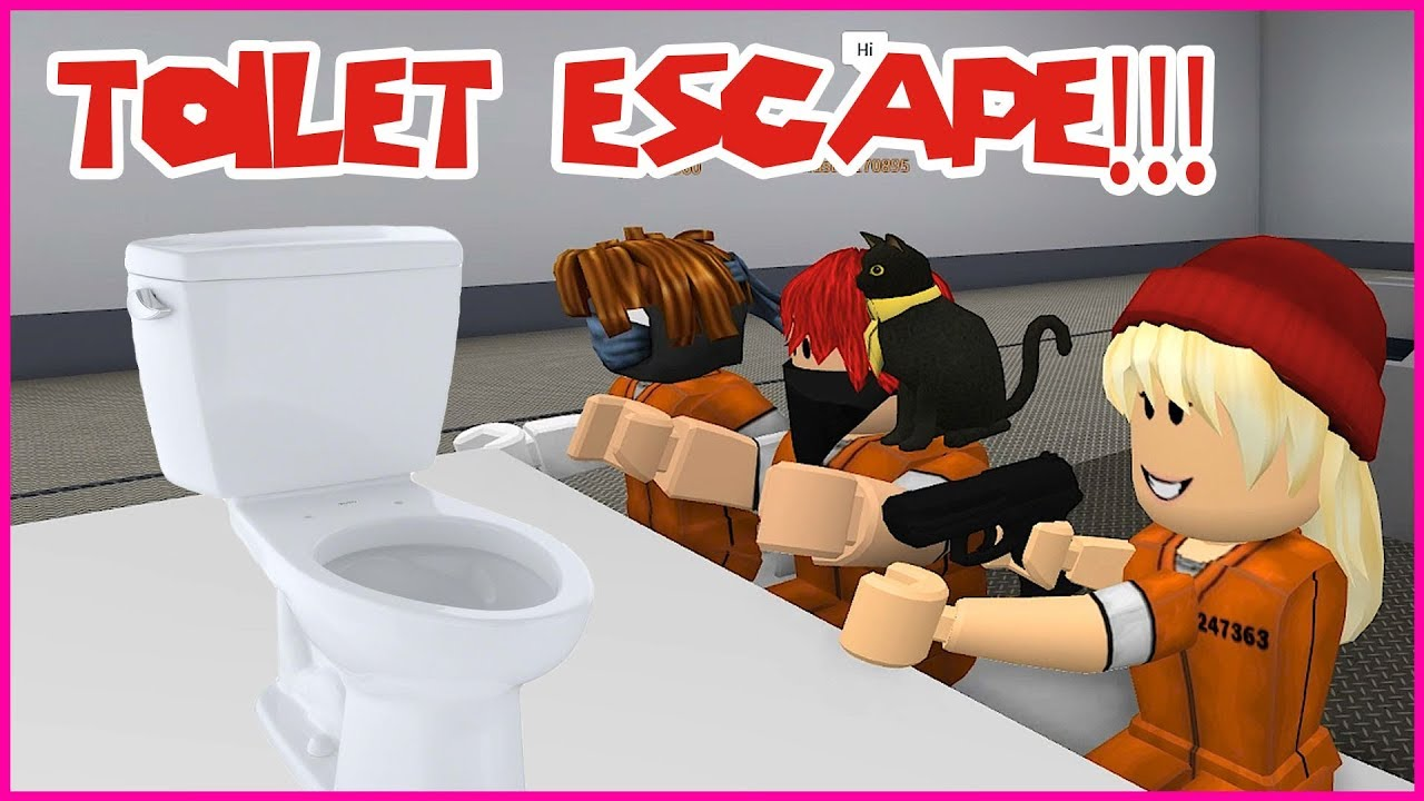 Youtube Sis Vs Bro Roblox Obbys Together Toilet Escape With Ronald Youtube