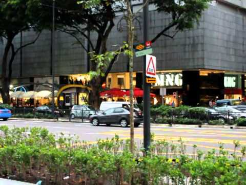 Singapore Scotts Road 360°