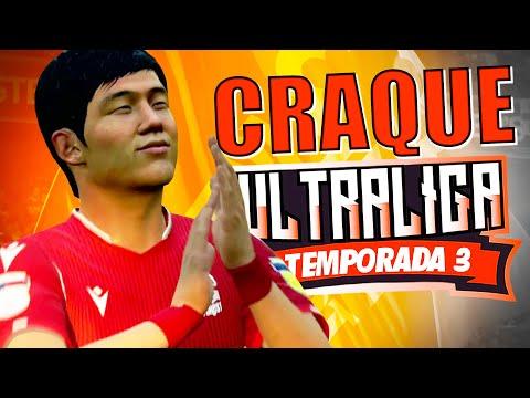 PARK da base DESTRÓI, time VOA, Jiménez na ARTILHARIA?! | Modo Carreira Ultraliga #45 | FIFA 20