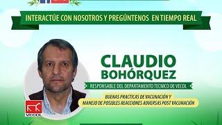 Hablemos de Cebú:  Buenas prácticas de vacunación y las reacciones adversas a este procedimiento