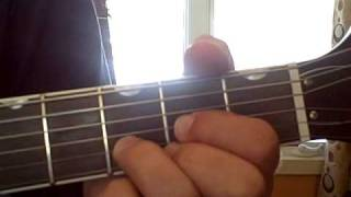 """""""You Really Got a Hold on Me""""  Beatles version,  How to guitar lesson for beginners."""