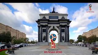 Gambar cover FIFA World Cup 2018 Song - (shakira - all of the pain).