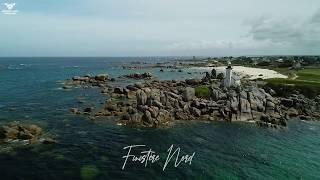 Le Finistère Nord en apesanteur