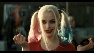 harley quinn suicide squad all my friends are heathens exclusive clip edit august 2016