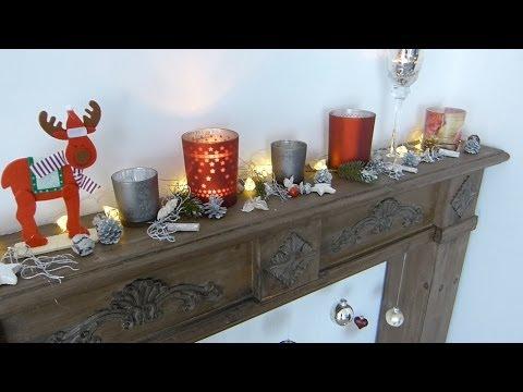 Weihnachtsdeko und 3tes geschenk doovi for Weihnachtsdeko depot