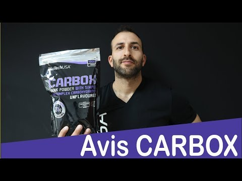 Carbox - Biotech USA Tunisie