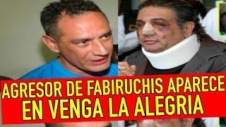 Agresor De Fabiruchis Reaparece En Venga La AlegrÍa Tras Darle Golpiza. Alfredo Cervantes Landa