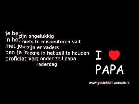Grappige Gedichten Vaderdag Voor Liedjes Youtube