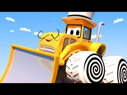 แม็กซ์โดนสะกดจิต  🚚 คาร์ซิตี้  การ์ตูนรถบรรทุกสำหรับเด็ก Cartoons for Kids