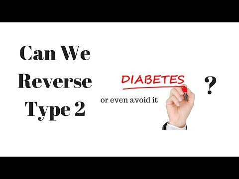 How to Avoid and Reverse Type 2 Diabetes (T2D)