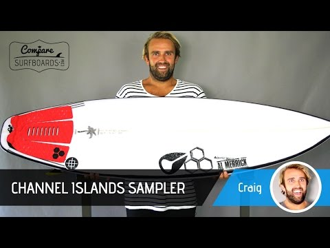 Dane Reynolds *NEW* Channel Islands Sampler Review - Compare Surfboards