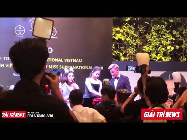 Minh Tú đại diện Việt Nam đến với Hoa hậu Siêu quốc gia 2018