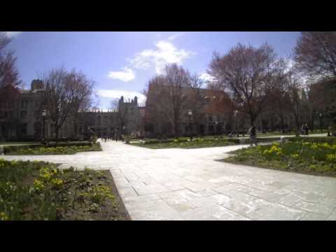 Campus Time Lapse