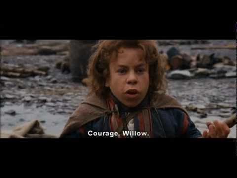 WILLOW - bande annonce blu-ray