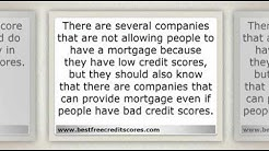 Can You Get A Mortgage With A 560 Credit Score?