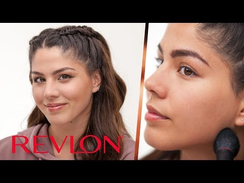 Megan Batoon's Dance-Proof Makeup | Revlon