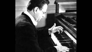 Julius Katchen plays Mendelssohn Rondo Capriccioso, Op.14