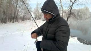 6 января 2012 теплое течение в Аксу.