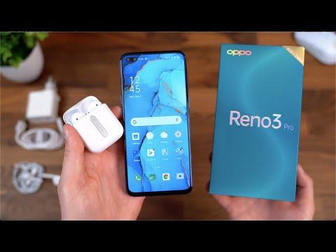 Oppo Reno 3 Pro Unboxing!