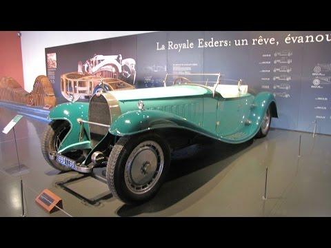 Cite de l'Automobile Mulhouse September 2014