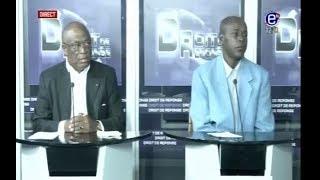 DROIT DE REPONSE EQUINOXE TV DU 11 MARS 2018
