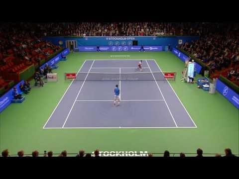 If Stockholm Open opening point Monfils Elias