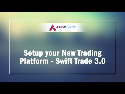 Axis direct trading platform