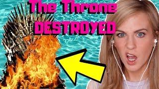 Game Of Thrones SEASON 8 EPISODE 5 -Irish Girl Reacts