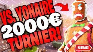 VS. Yonaire (Trymacs Public Killturnier 2.Runde)| Fortnite Battle Royale