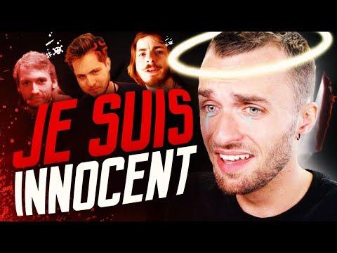 JE SUIS INNOCENT... (ft. Squeezie, Cyril, Laink, Terracid)