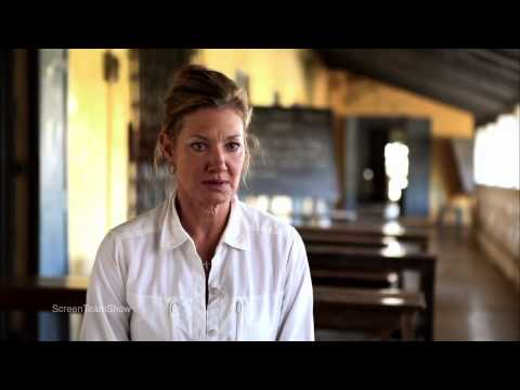 """Elizabeth Gabler """"Life of PI"""" Interview! [HD]"""