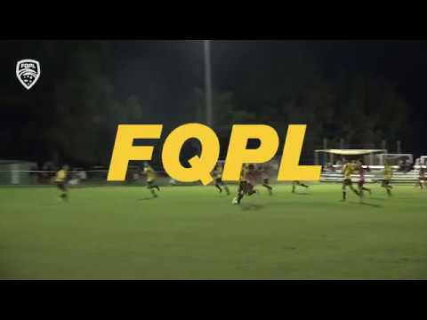 FQPL RD14 Highlights - Holland Park Hawks vs. Wide Bay Buccaneers