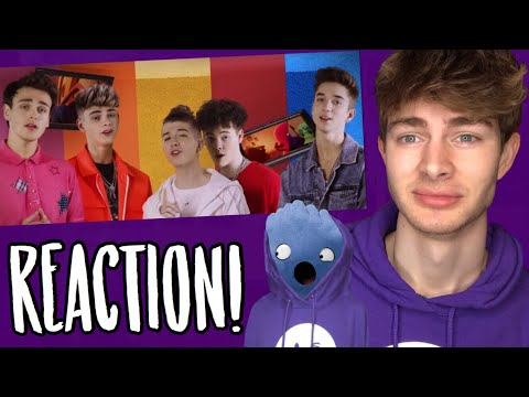 "Why Don't We - ""Don't Change"" (Official Music Video) REACTION!"