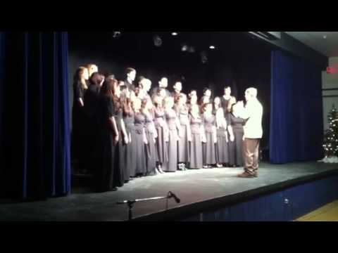 Bourgade Catholic High School Christmas concert