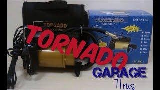 Обзор компрессора Tornado за 1000 рублей